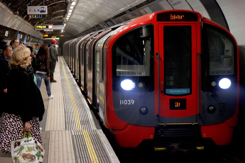 File Platform Finder for Euston Underground Tube