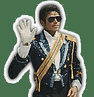 Michael Jackson glove jacket 1984