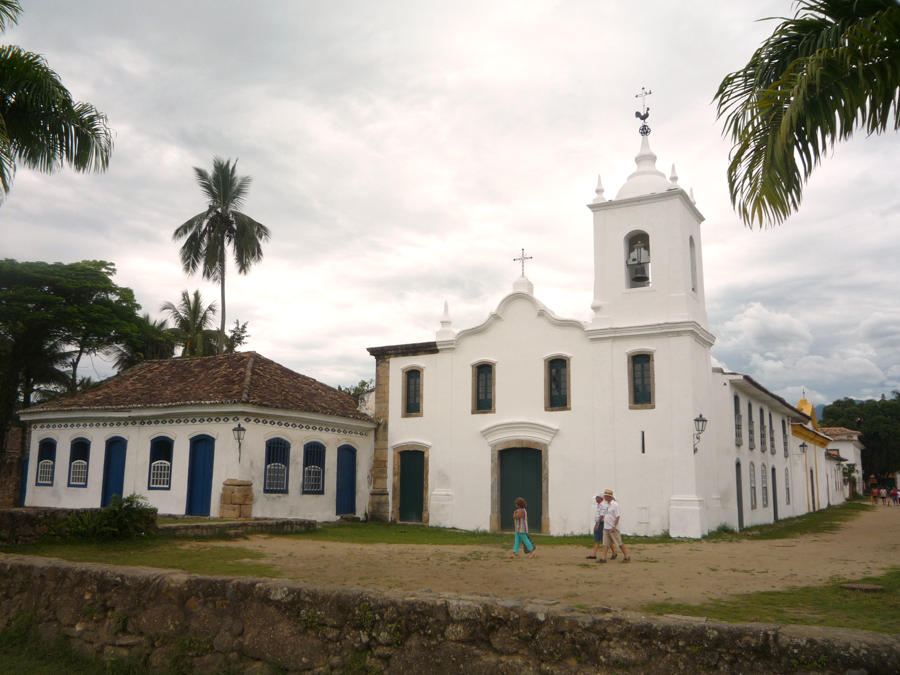 English: Nossa Senhora das Dores Church in Par...