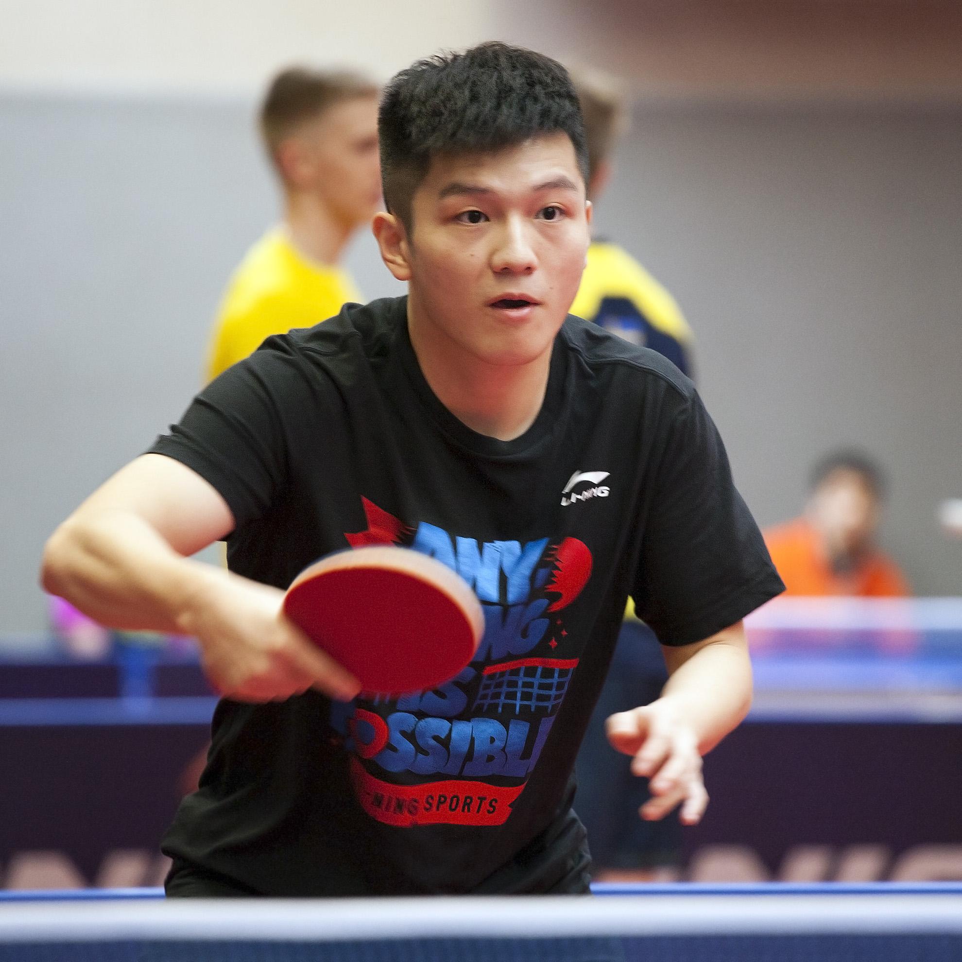 Ittf Ranking: Fan Zhendong, Chen Meng Start Decade On Top Of The World