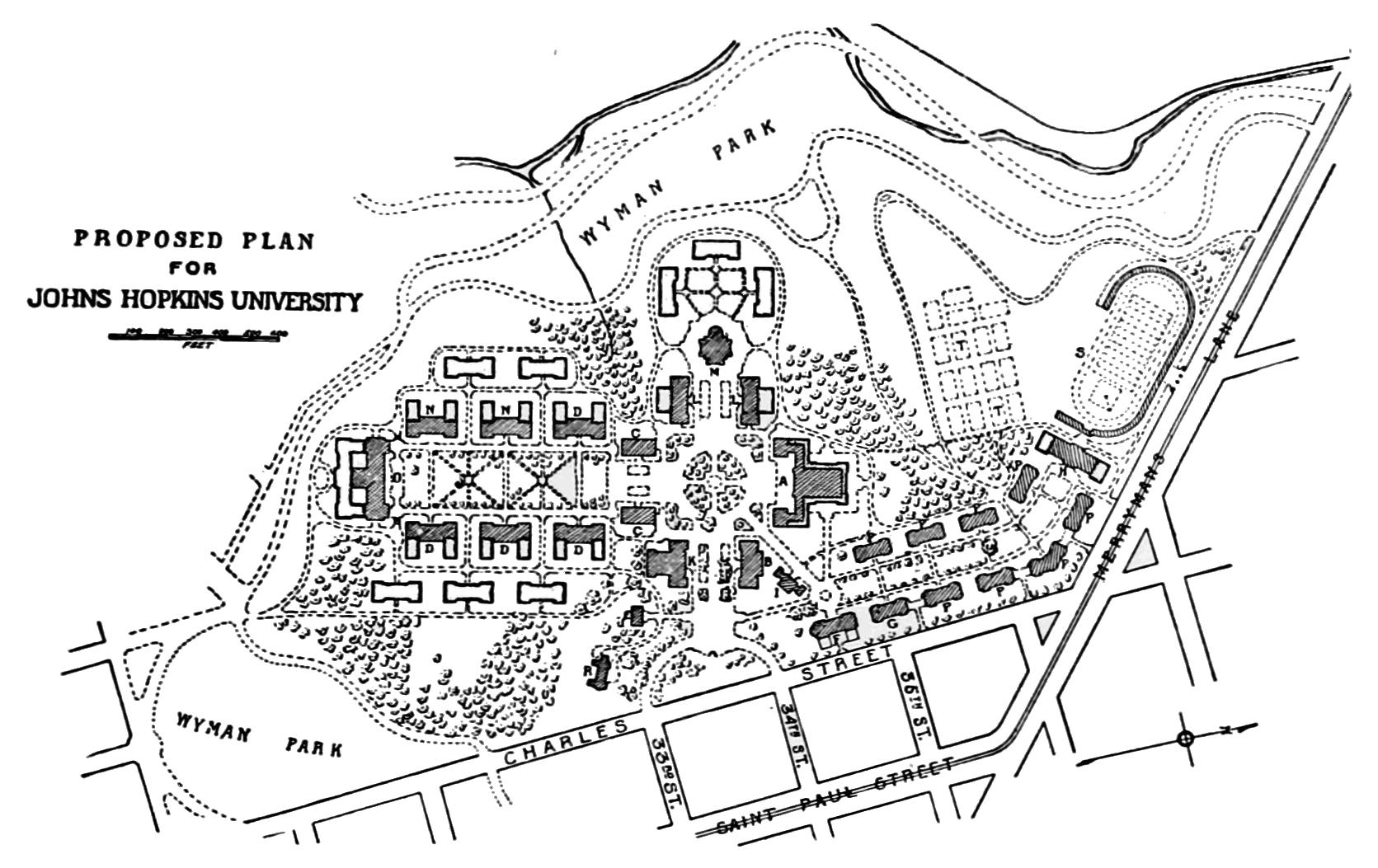 File Psm V74 D107 Proposed Plan For Johns Hopkins