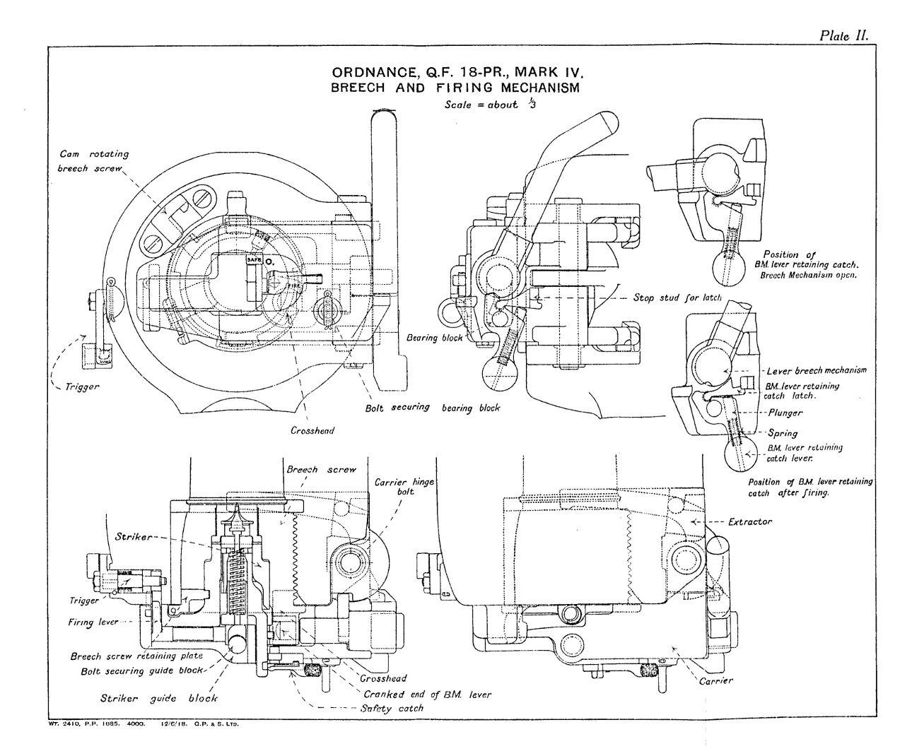 File Qf 18 Pounder Mark Iv Breech And Firing Mechanism
