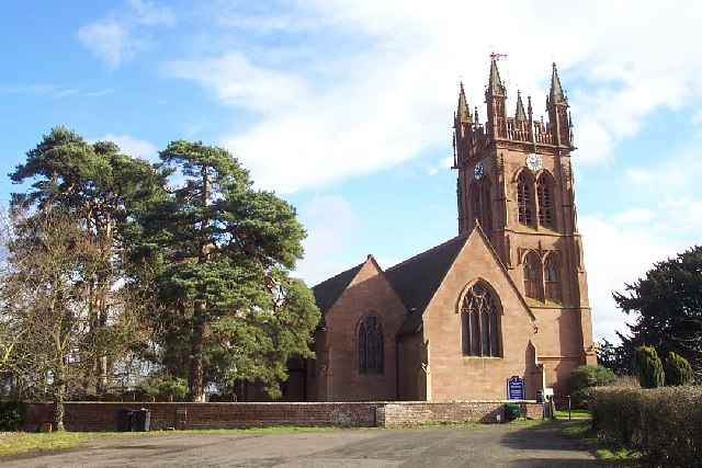 St. Mary the Virgin, Enville