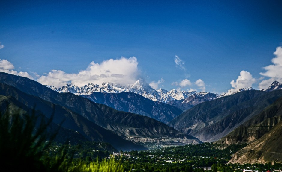 hindu kush - highest mountain ranges