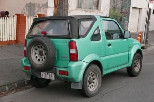 File:2001 Suzuki Jimny (SN413 Type2) JLX softtop (201507