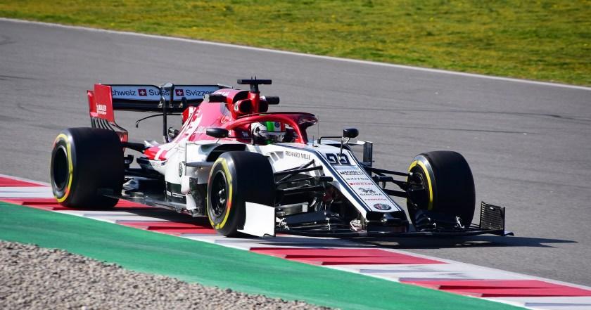 Analisi metà stagione-Alfa Romeo