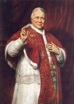 Image result for 1950 – Pope Pius XII claims papal infallibility