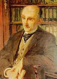 Portrait of Henri Bergson by J.E. Blanche 1891...