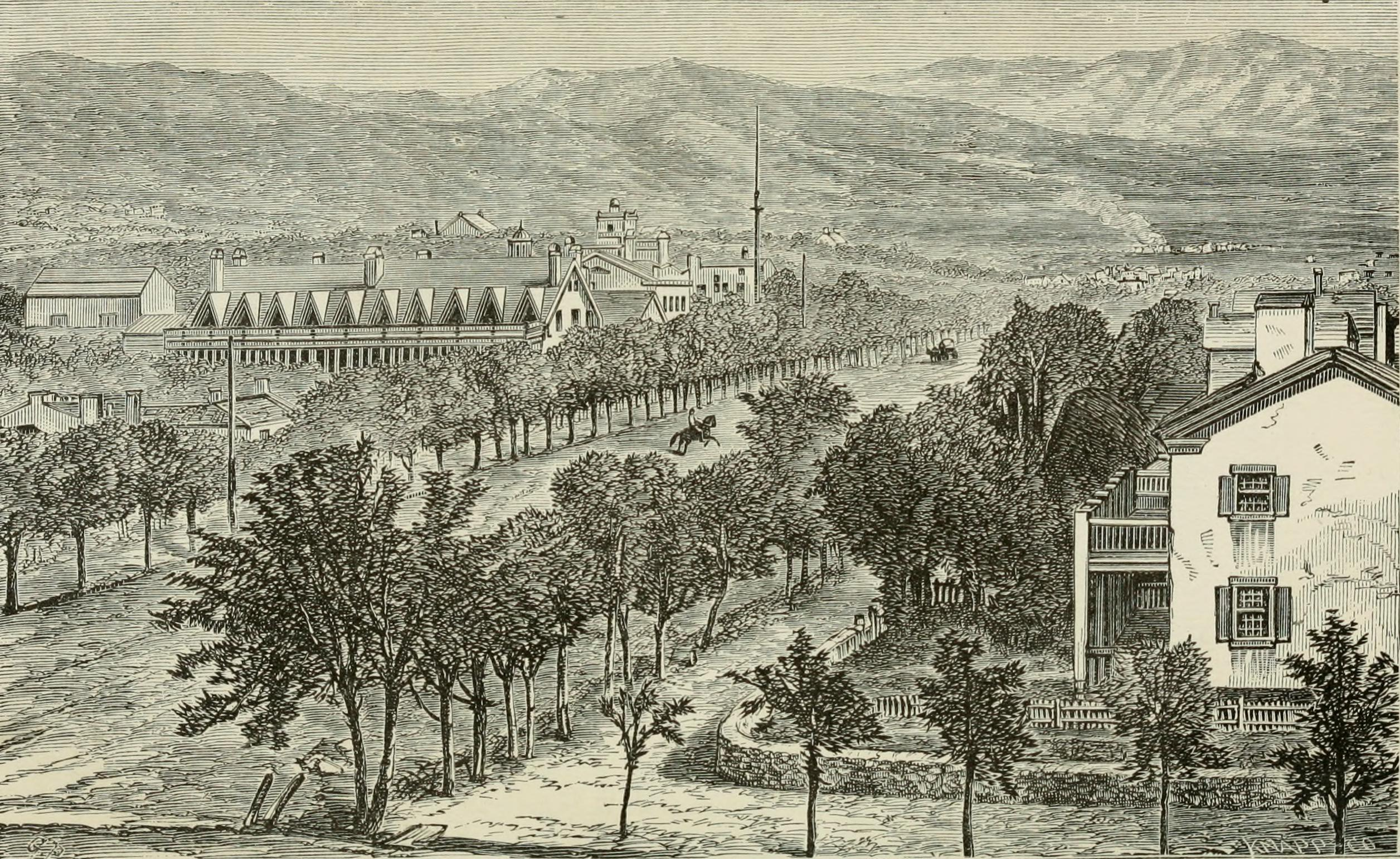 Image from page of The Southern states
