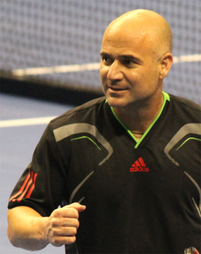Andre Agassi (2011)