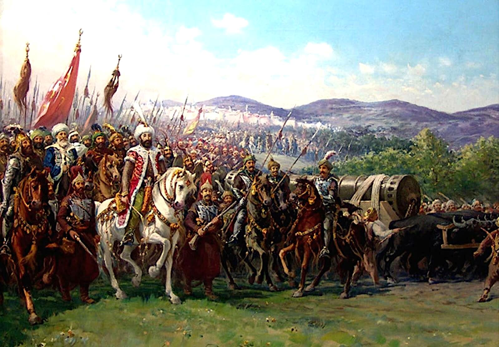Conquest of Constantinople, Zonaro