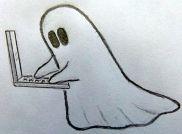 Afbeeldingsresultaat voor ghostwriter