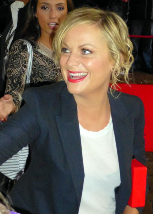 Amy Poehler at the premiere of You Are Here, Toronto Film Festival 2013 by GabboT