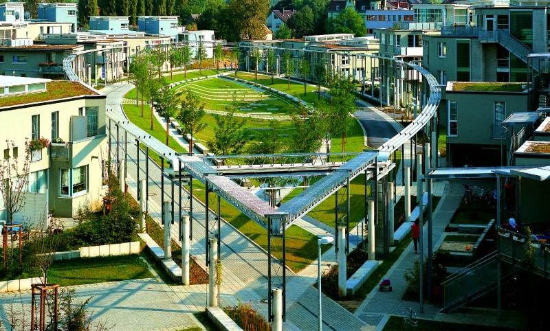 FileWohnbebauung Kppersbuschgelnde IBA Emscher Park