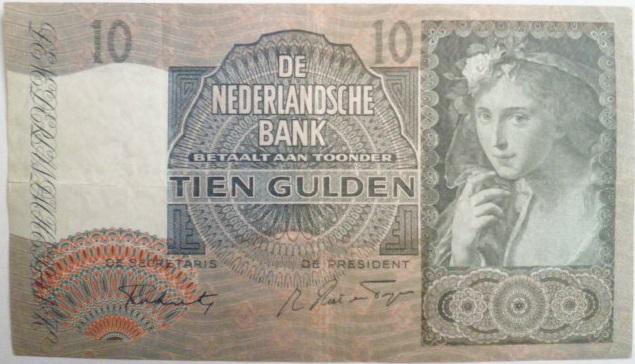 Tien gulden