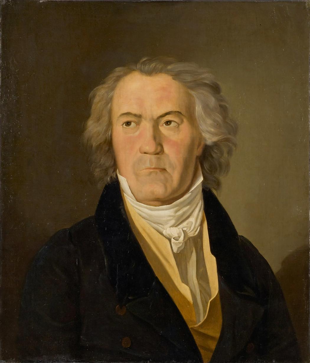 Beethoven nel 1823