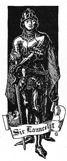 English: Lancelot