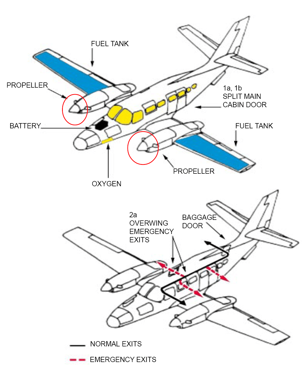 Cessna Coloring Pages