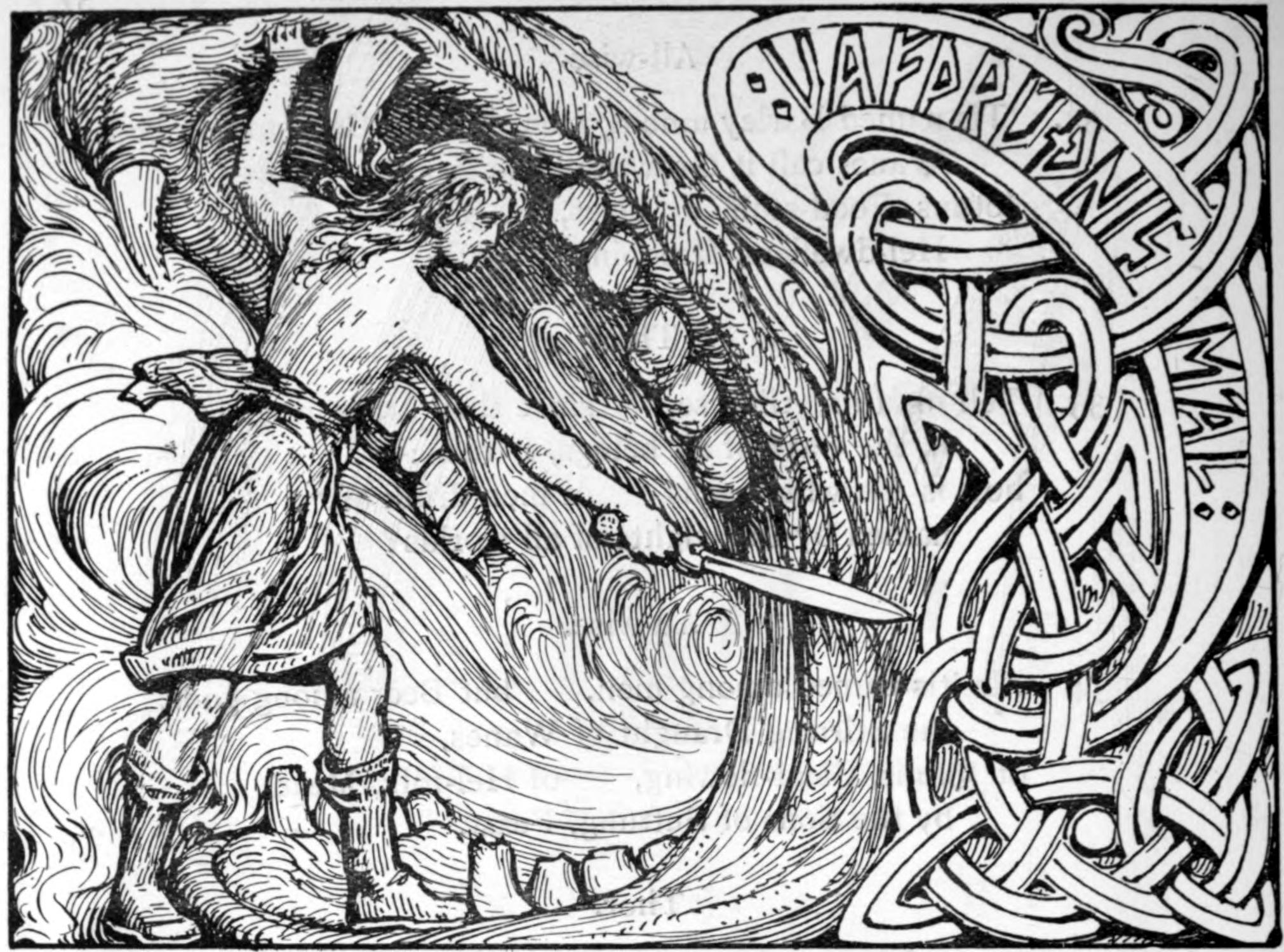 matthew morgera comparing norse and greek mythology