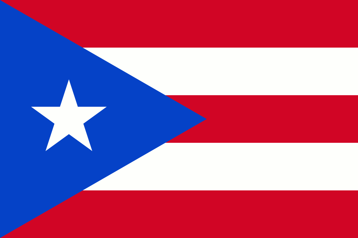 file flag of puerto rico png wikimedia commons