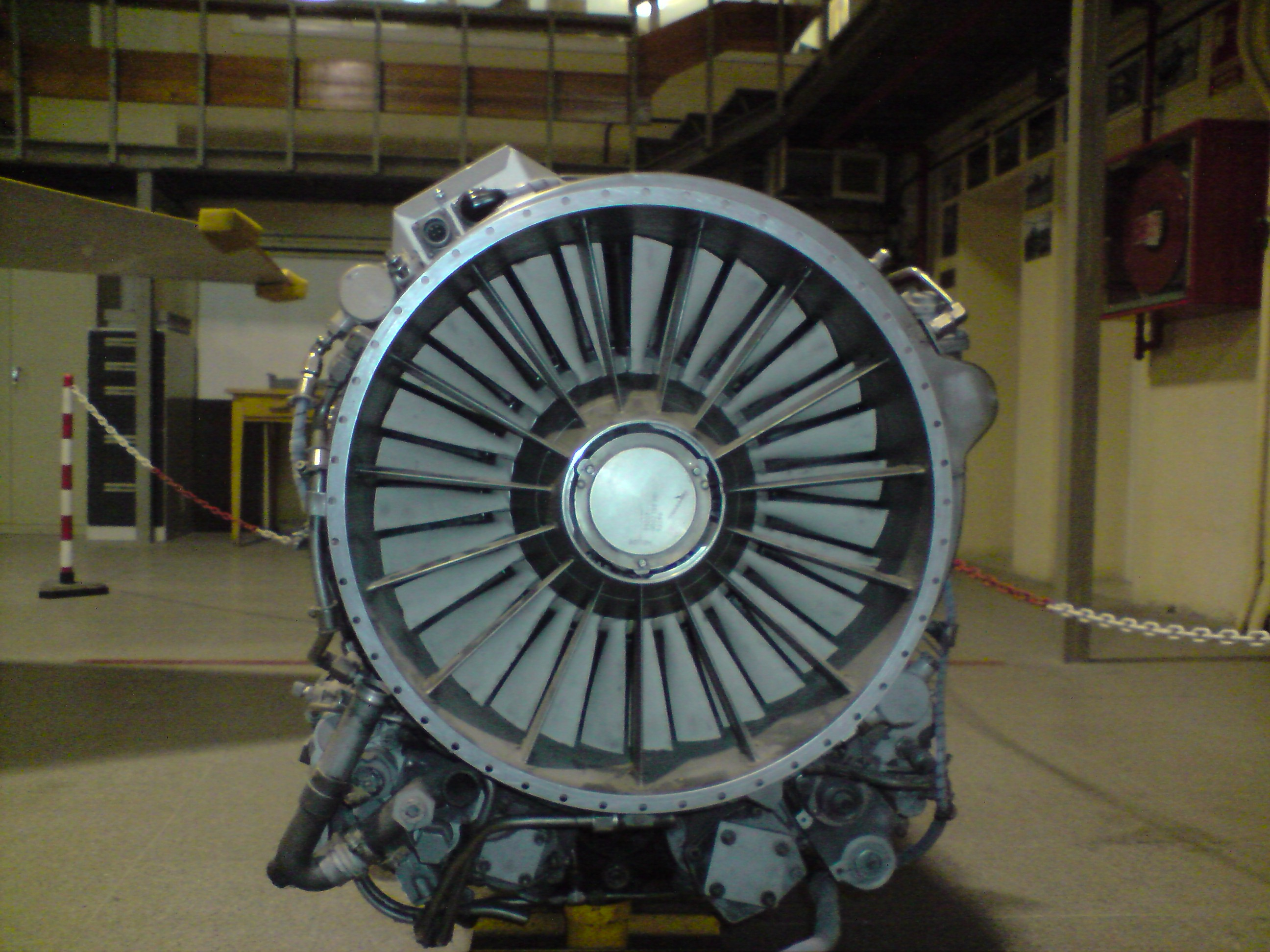 File General Electric J85 Ge 21b Front