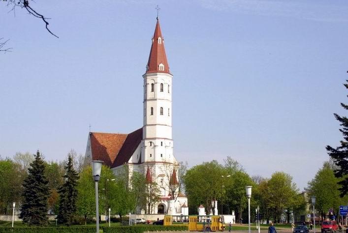 Catedral de Šiauliai
