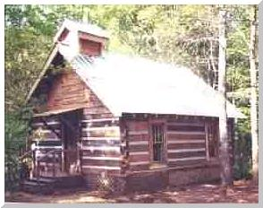 English: The chapel at Cherokee Lodge in Tenne...