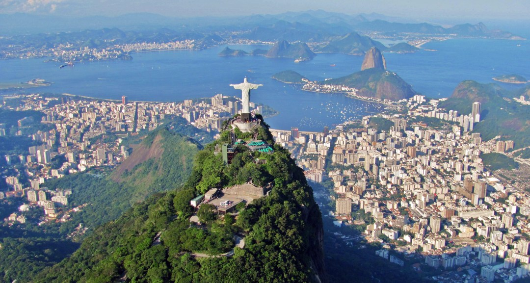 Rio de Janeiro, the most visited destination in Brazil by foreign tourists for leisure trips, and second place for business travel. -Surreal places to visit
