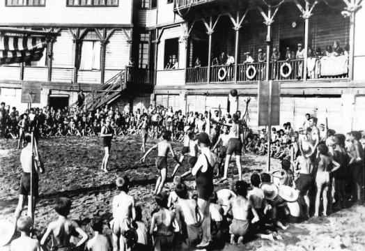 Resultat d'imatges de escola del bosch 1914