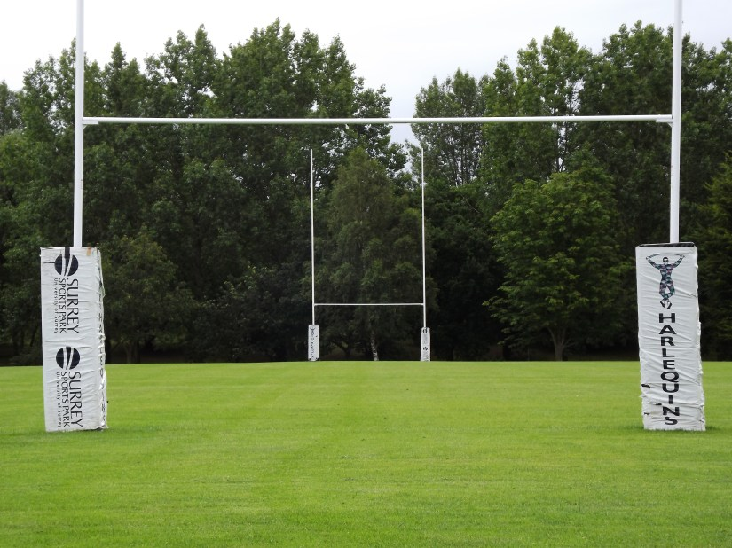 Image result for soccer rugby goal posts