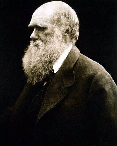 Charles Darwin - 1868