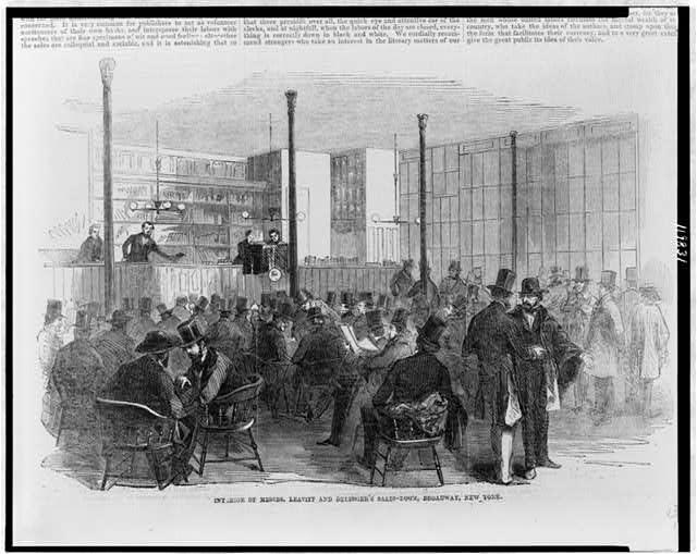 By Frank Leslie's Illustrated Newsletter, New York [Public domain], via Wikimedia Commons.