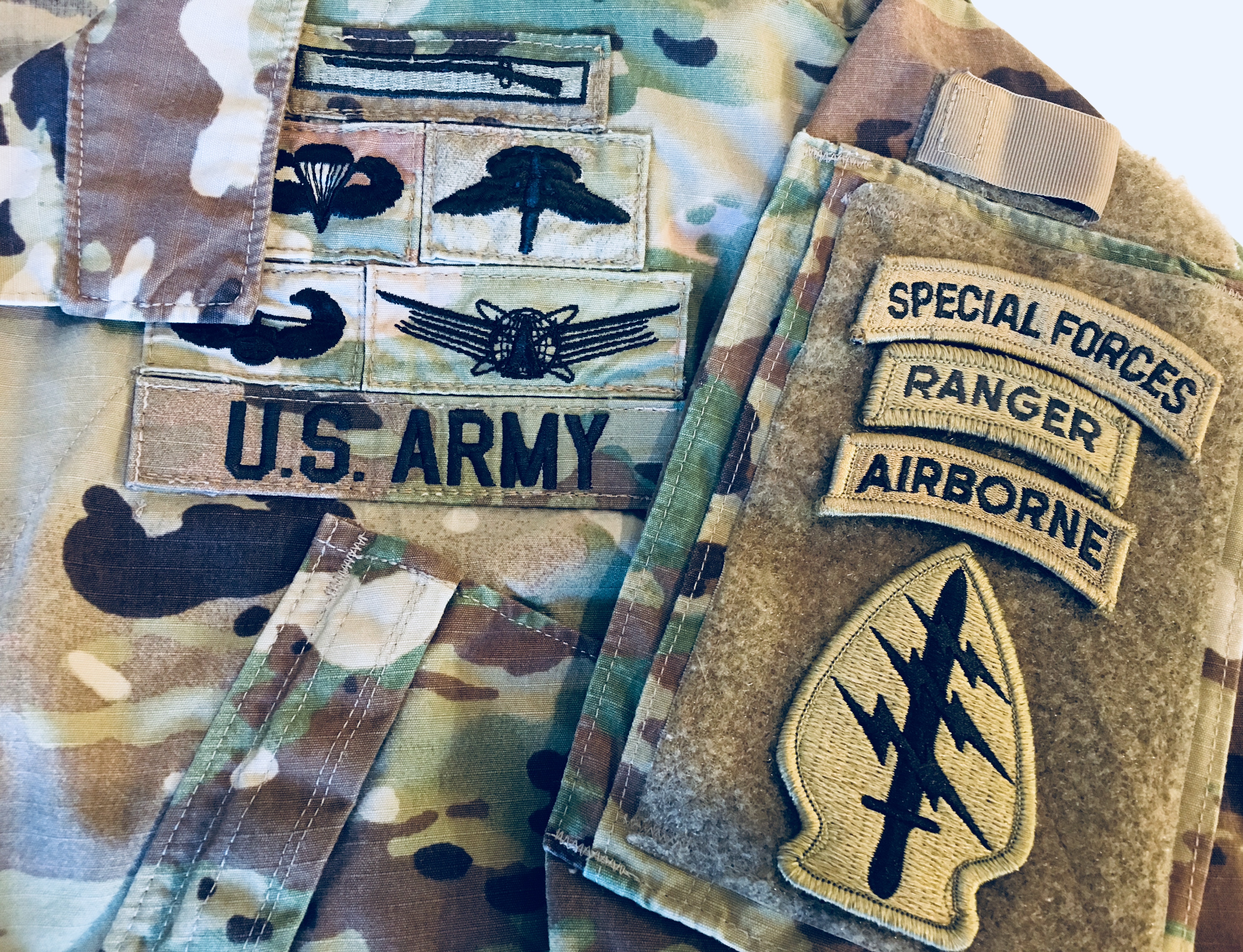 Us Army Forces Generals Special