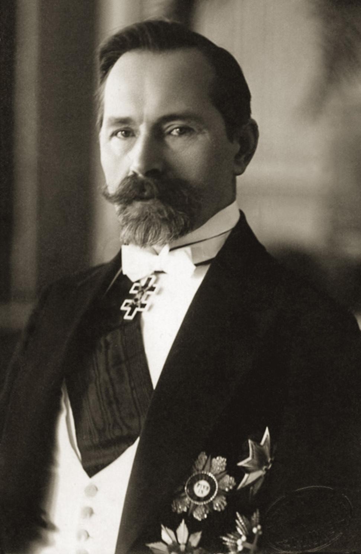 Antanas Smetona (1874-1944) - Wikicommons