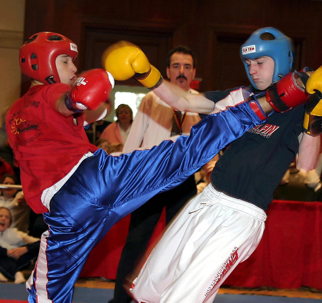 Light Contact Sport De Combat Wikipdia