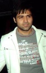 Emraan Hashmi is looking away from the camera