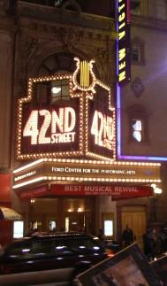 42nd street