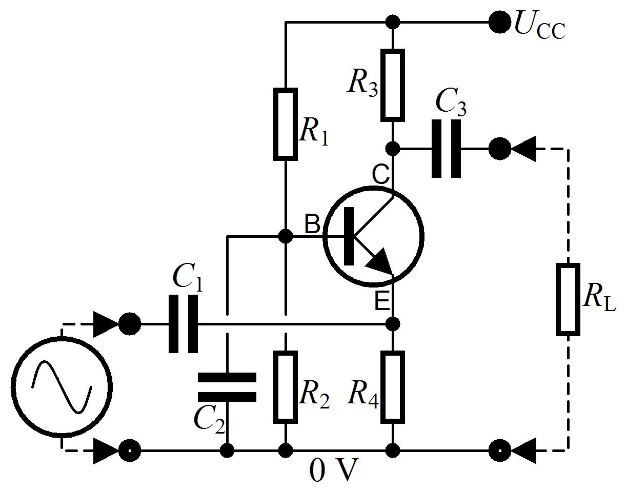 File Common Base Amplifier