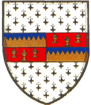 English: Coat of arms of County Tipperary, Ireland