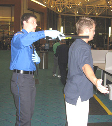 TSA Passenger Screening