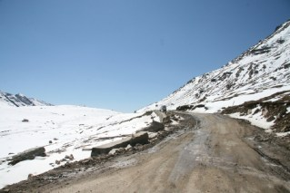 Spiti valley return