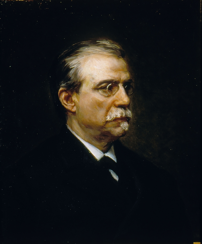Español: Retrato de Antonio Cánovas del Castil...