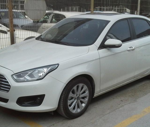 Ford Escort China
