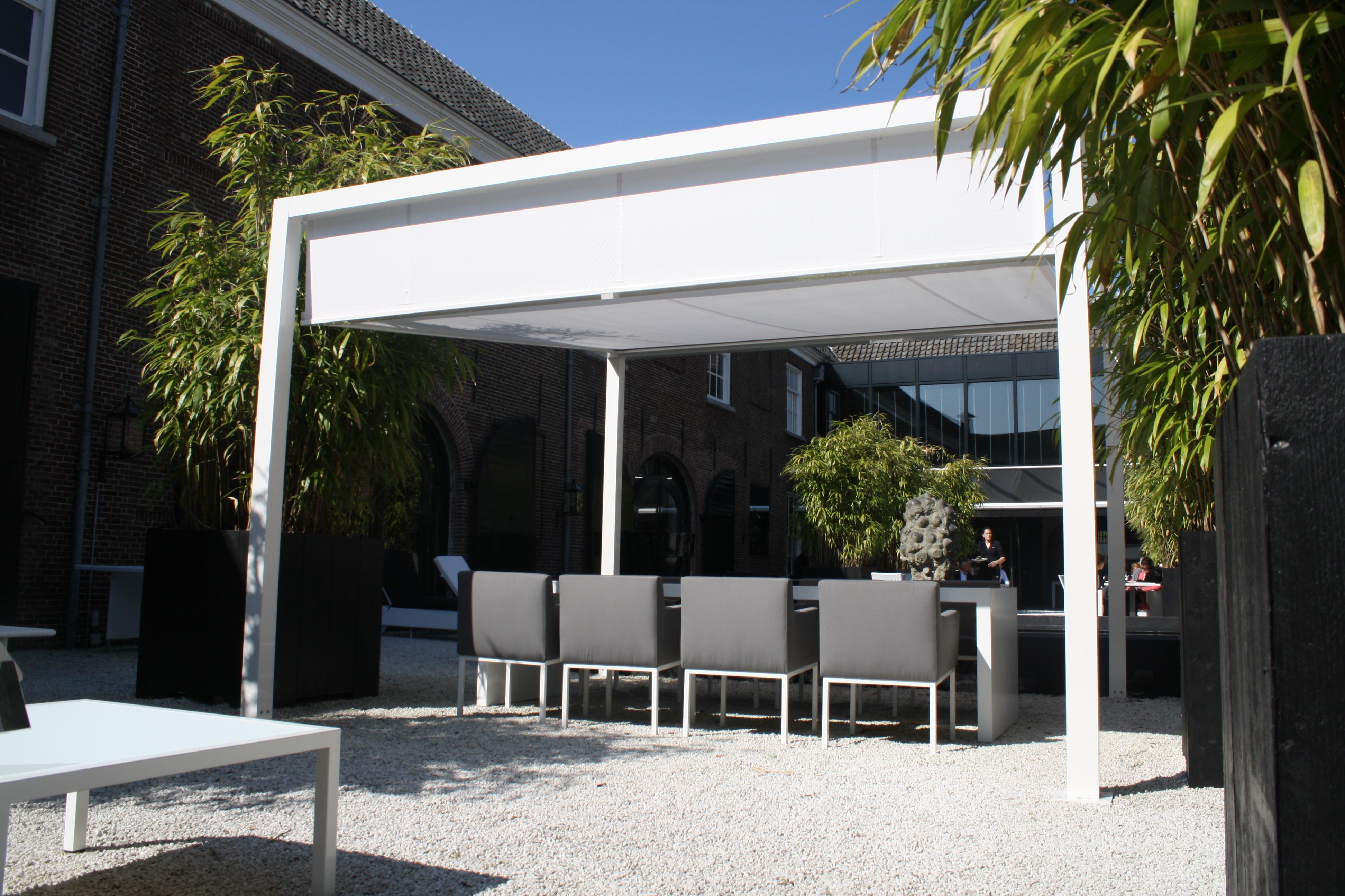 brise soleil pour terrasse