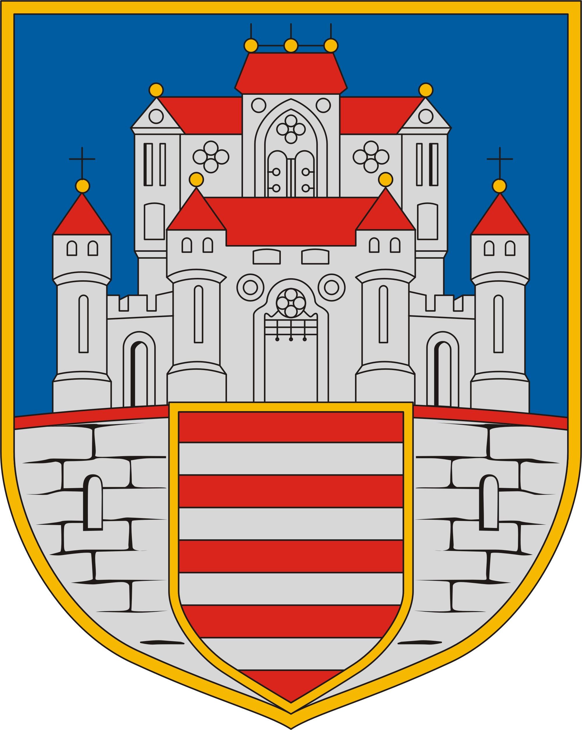 Esztergom címere