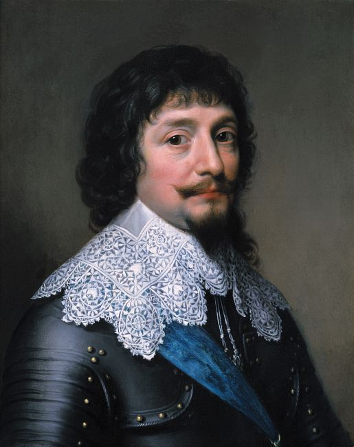 Frederik van Palts M van Mierevelt