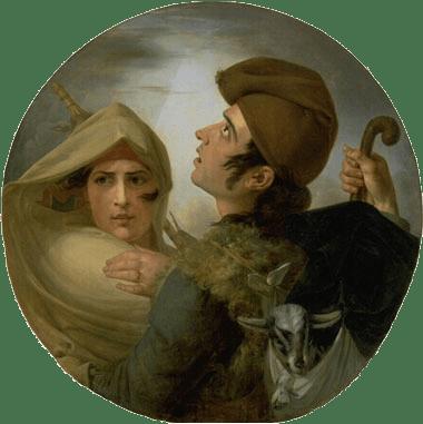 File:Joseph Roques - Bergers de la vallee de Campan - 1835.png