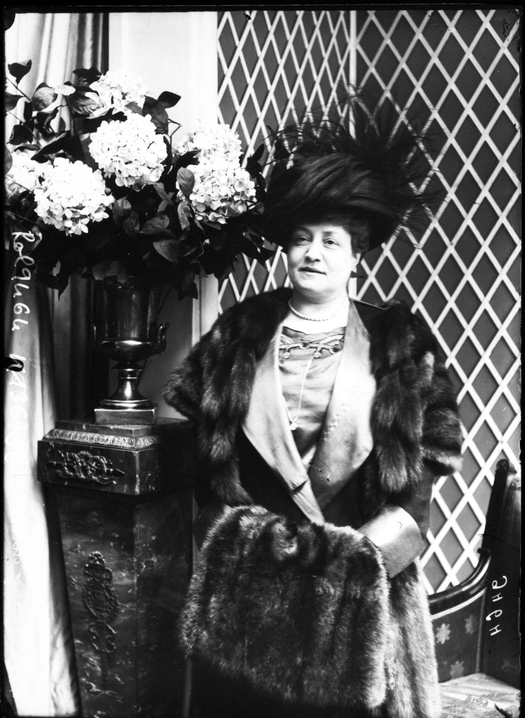 Marguerite Durand 1910