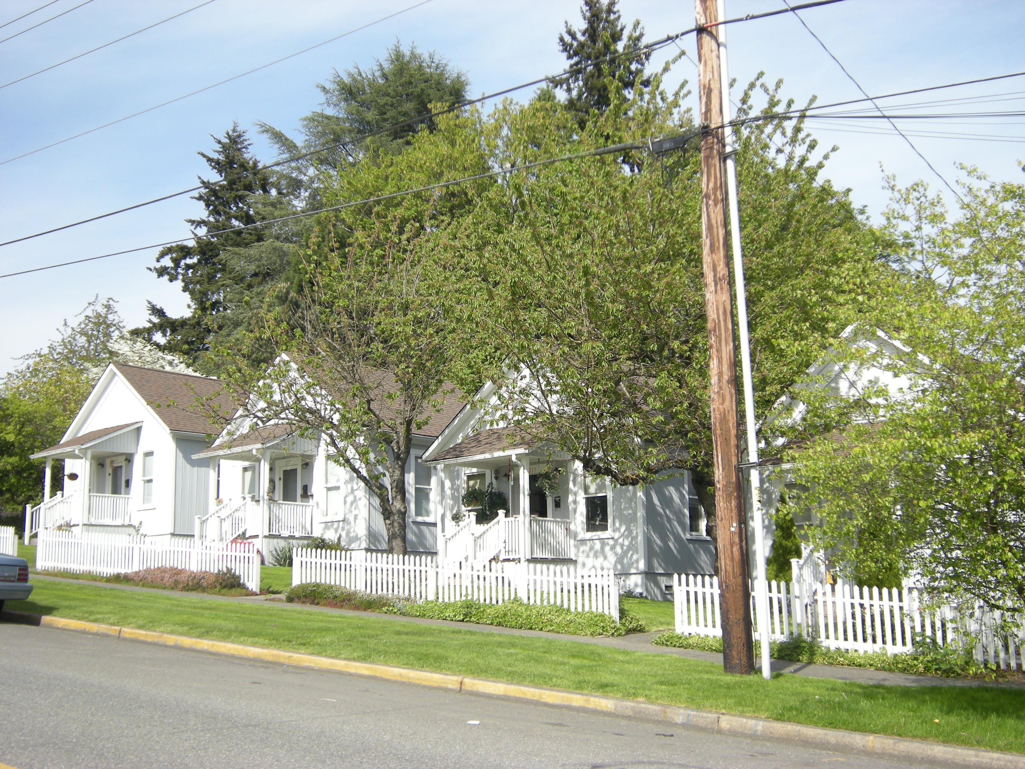 Snohomish Historic District