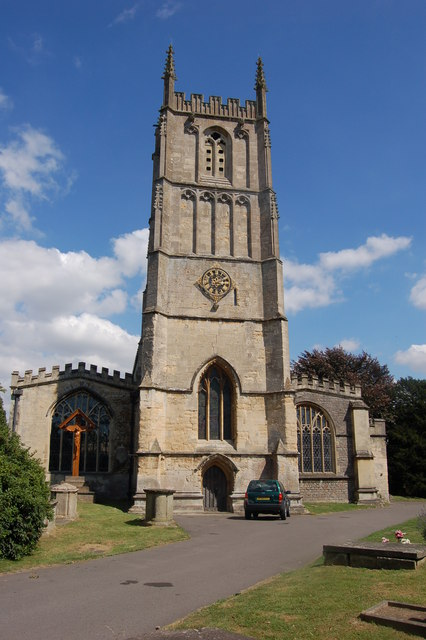 File:St Mary the Virgin, Wotton-under-Edge - geograph.org.uk